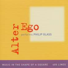 Philip Glass (geb. 1937): 600 Lines für Ensemble, 2 CDs