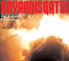 Philip Glass (geb. 1937): Filmmusik: Koyaanisqatsi (Filmmusik), CD