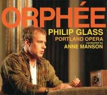 Philip Glass (geb. 1937): Orphee, CD