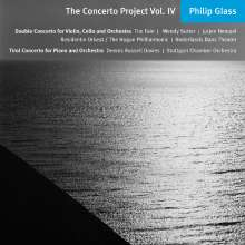Philip Glass (geb. 1937): The Concerto Project IV, CD