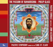 Philip Glass (geb. 1937): The Passion of Ramakrishna, CD