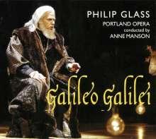 Philip Glass (geb. 1937): Galileo Galilei, 2 CDs