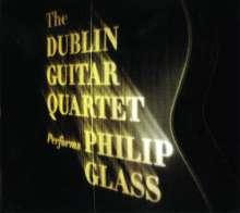 Philip Glass (geb. 1937): Streichquartette Nr.2-5 für Gitarrenquartett, CD