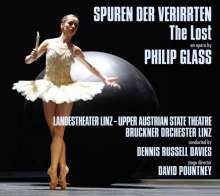 Philip Glass (geb. 1937): Spuren der Verirrten (The Lost), 2 CDs