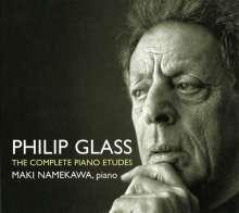 Philip Glass (geb. 1937): Etüden für Klavier Nr.1-20, 2 CDs