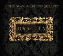 Philip Glass (geb. 1937): Dracula (Filmmusik), CD