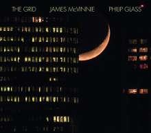 Philip Glass (geb. 1937): Orgelwerke - The Grid, CD