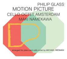 "Philip Glass (geb. 1937): Filmmusik ""Motion Picture"", CD"