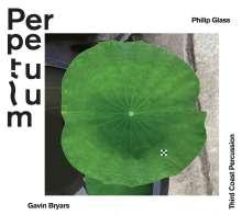 Philip Glass (geb. 1937): Perpetulum für Percussion-Ensemble, 2 CDs