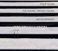 Philip Glass (geb. 1937): The Hours, CD