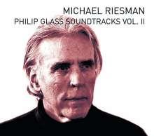 Philip Glass (geb. 1937): Soundtracks Vol.2, CD