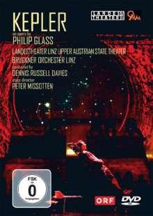 Philip Glass (geb. 1937): Kepler, DVD
