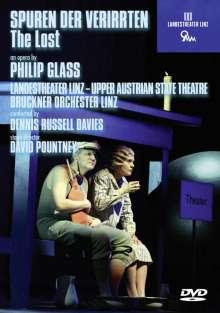 Philip Glass (geb. 1937): Spuren der Verirrten (The Lost), DVD