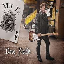 Dave Fields: All In, CD
