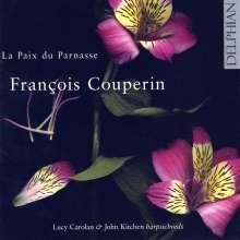 "Francois Couperin (1668-1733): Werke für Cembalo & 2 Cembali ""La Paix du Parnasse"", CD"