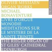 Olivier Messiaen (1908-1992): Orgelwerke, 2 CDs