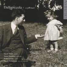 """Luigi Dallapiccola (1904-1975): Klavierwerke & Lieder """"A Portrait"""", CD"""