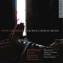 John Taverner (1490-1545): Geistliche Chorwerke, CD