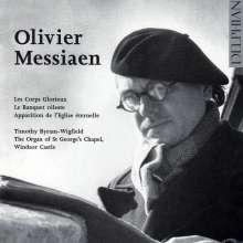 Olivier Messiaen (1908-1992): Sämtliche Orgelwerke Vol.1, CD