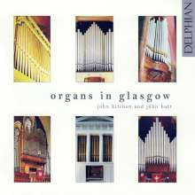 Organs in Glasgow, CD