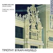 Alfred Hollins (1865-1942): Orgelwerke, CD