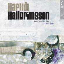 Haflidi Hallgrimsson (geb. 1941): Klavierwerke, CD