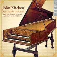 John Kitchen plays Händel Overtures, CD