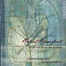 Robert Crawford (1925-2012): Werke für Klavier & Streicher, CD