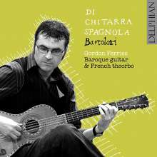 Angelo Michele Bartolotti (1615-1669): Gitarrensuiten in e,G,g, CD