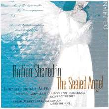 Rodion Schtschedrin (geb. 1932): The Sealed Angel für Chor & Oboe, CD