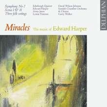 Edward Harper (1941-2009): Symphonie Nr.2, CD
