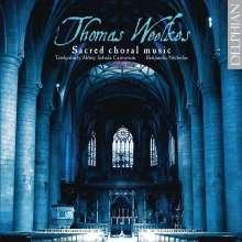 Thomas Weelkes (1575-1623): Geistliche Chorwerke, CD
