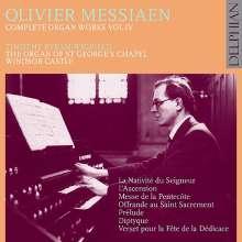 Olivier Messiaen (1908-1992): Sämtliche Orgelwerke Vol.4, 2 CDs