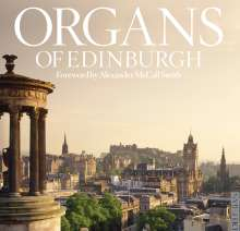 Organs of Edinburgh, 4 CDs