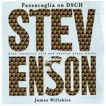 Ronald Stevenson (1928-2015): Passacaglia on DSCH, 2 CDs