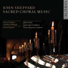 John Sheppard (1515-1560): Geistliche Chormusik, CD