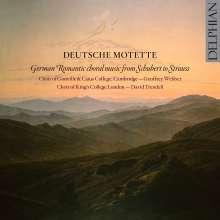 Deutsche Motette, CD