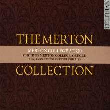Merton College Choir Oxford - The Merton Collection, CD