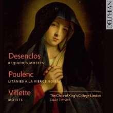 Alfred Desenclos (1912-1971): Messe de Requiem, CD