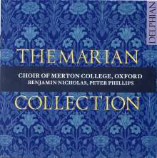 Merton College Choir Oxford - The Marian Collection, CD