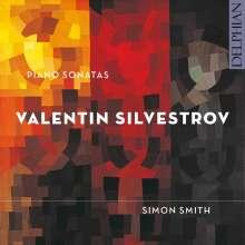 Valentin Silvestrov (geb. 1937): Klaviersonaten Nr.1-3, CD