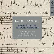 Loquebantur - Music from the Baldwin Partbooks, CD