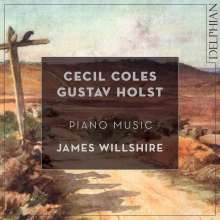 Cecil Coles (1888-1918): Klavierwerke, CD