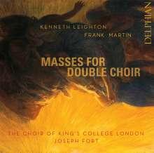 Kenneth Leighton (1929-1988): Mass op.44, CD