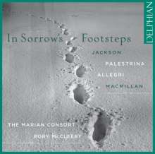 Marian Consort - In Sorrow's Footsteps, CD