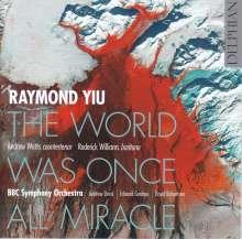 Raymond Yiu (geb. 1973): Symphonie, CD