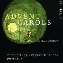 King's College Choir - Advent Carols, CD