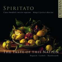 The Taste of this Nation, CD