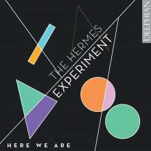 The Hermes Experiment - Here We Are, CD