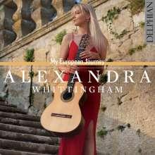 Alexandra Whittingham - My European Journey, CD